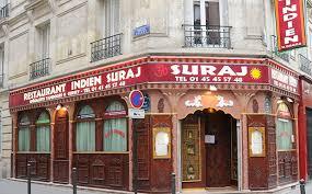 Restaurant Indien Suraj