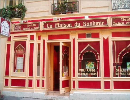 Maison du Kashmir