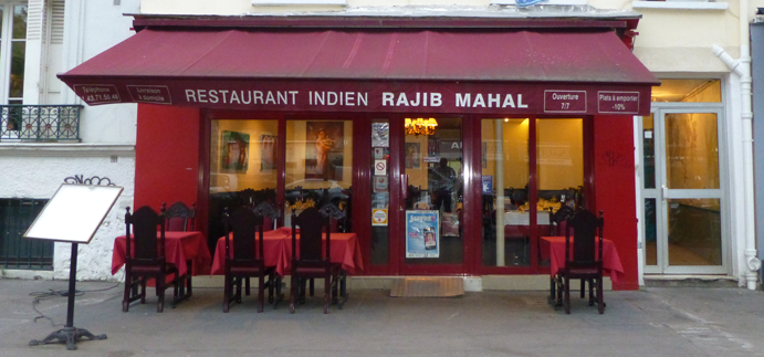 Resto index annuaire des restaurants de france for Jardin kashmir angouleme