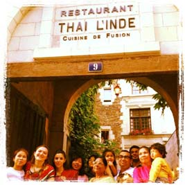 Thaï L'INDE