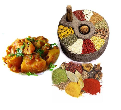 Découvrez la richesse de la cuisine indienne.